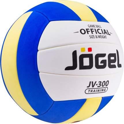Волейбольный мяч Jogel JV-300 №5 blue/white/yellow