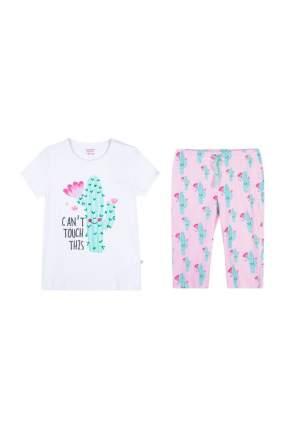 Пижама для девочек COCCODRILLO р.80