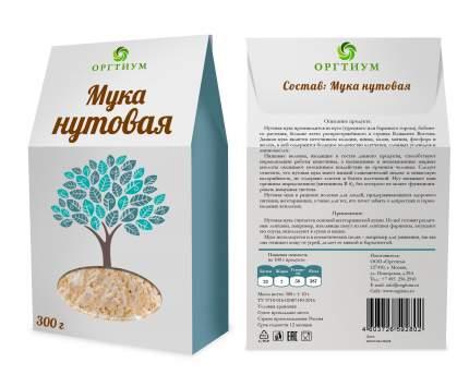 Мука нутовая Оргтиум экологическая 300 г
