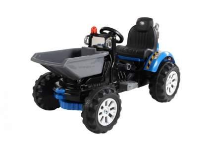 Детский электромобиль трактор на аккумуляторе Jiajia JS328C-BL