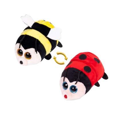 Мягкая игрушка Chuzhou Greenery Перевертыш Пчёлка-Божья коровка M5009