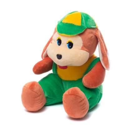 Мягкая игрушка Собака в одежде 40 см Нижегородская игрушка См-776-4