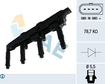Катушка зажигания FAE 80325