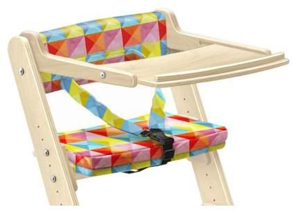 Столик для стула Конек Горбунек с аксессуарами 09390-19 Венге/Фламинго