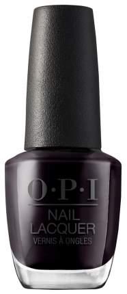 Лак для ногтей OPI Nail Lacquer NLV36 Classic My Gondola Or Yours? 15 мл