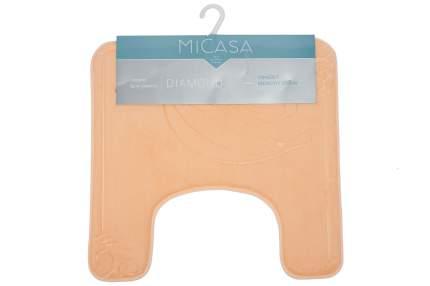 Коврик для туалета 50х50 см MiCasa Diamond