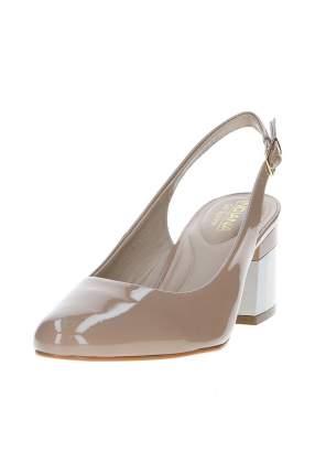 Туфли женские Indiana 8266-450-549 серые 35