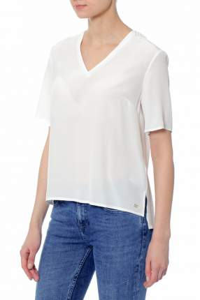 Блуза женская Tommy Hilfiger белая 4