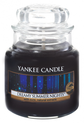 Свеча Yankee Candle Dreamy Summer Night Small Jar Candle 104 г