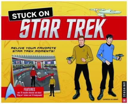 Corroney J, Stuck On Star Trek