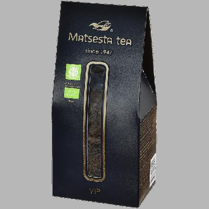 Чай  Мацеста премиум vip черный классический 75 г