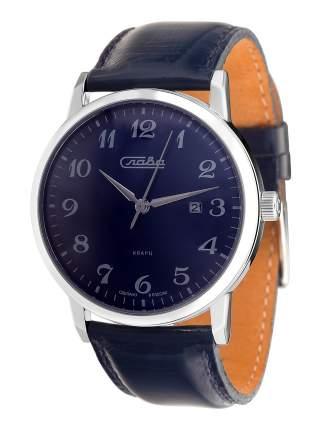 Наручные кварцевые часы Слава Традиция 1391739/2115-300