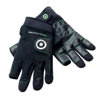 Гидроперчатки унисекс NeilPryde 2018 Raceline Glove Full Finger, C1 black, JS
