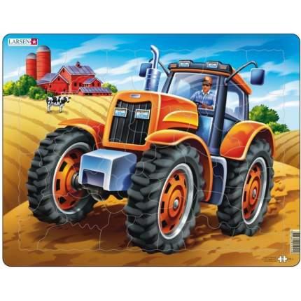 Пазл Larsen Трактор