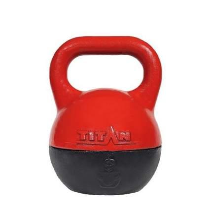 Гиря разборная Titan 32 кг