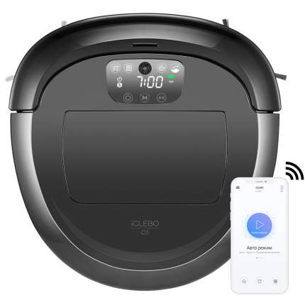 Робот-пылесос Yujin Robot iCLEBO O5 WiFi
