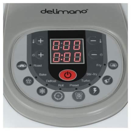 Мультипечь Delimano 3D MULTIFUNCTIONAL AIR FRYER HA-02A