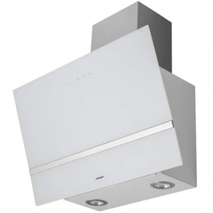 Вытяжка наклонная JETAIR CLIFF 60/A/WH White/Silver