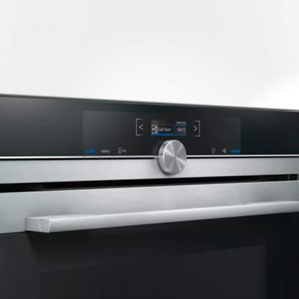 Встраиваемый электрический духовой шкаф Siemens HB633GNS1 Silver