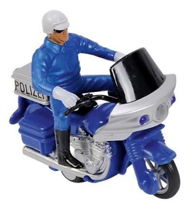 Игровой набор Dickie Полицейский катер, фургон и дорожные знаки
