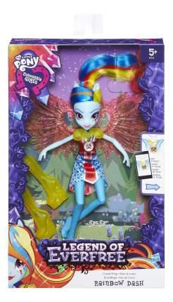 Кукла My Little Pony Легенда Вечнозеленого леса делюкс с аксессуарами, b6479 b7533 23 см