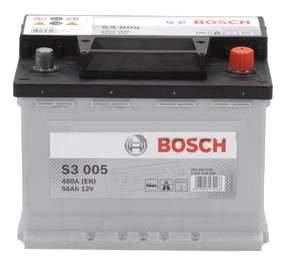 Аккумулятор автомобильный автомобильный Bosch S3 0 092 S30 050 56 Ач