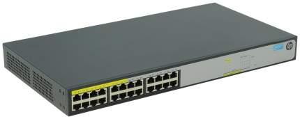 Коммутатор HP 1420-24G-PoE+ JH019A Черный