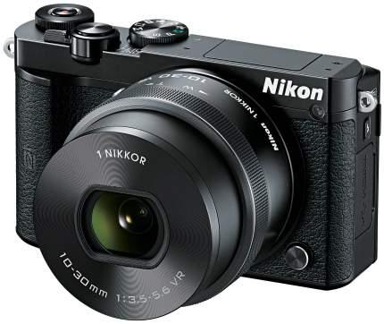 Фотоаппарат системный Nikon 1 J5 Kit Black