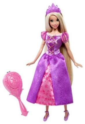 Кукла Disney Princess Принцесса Рапунцель с волшебной расческой