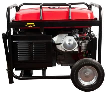 Бензиновый генератор DDE DPG6503E