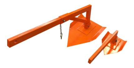 Якорь для лебедки 4x4ru Разборный Оранжевый YLB