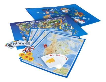 Семейная настольная игра STEP Puzzle Вокруг света