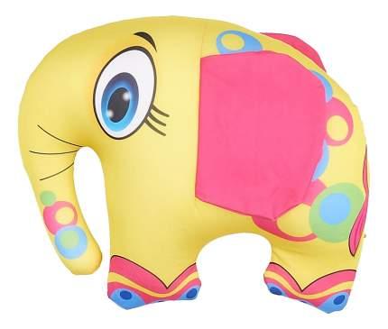Игрушка-антистресс Оранжевый кот Слон
