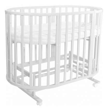 Кровать Everflo Allure молочная