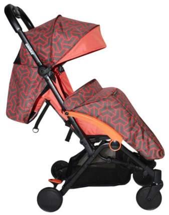 Прогулочная коляска BabyHit Amber оранжевая