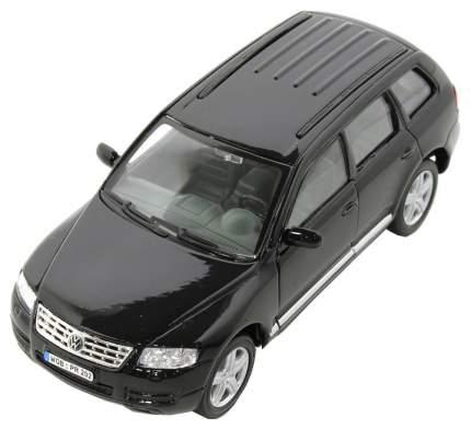 Коллекционная модель Volkswagen Touareg черная