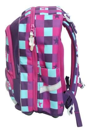 Ранец детский Hama Step by Step BaggyMax Speedy Pink Star 16 л розовый 138533