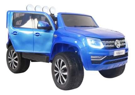 Электромобиль Volkswagen Amarok синий RIVERTOYS