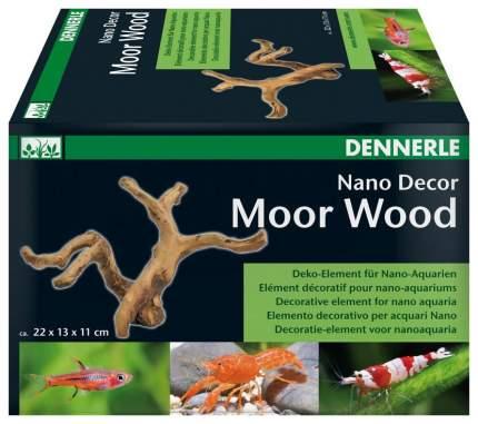 Декорация для аквариума Dennerle коряга DEN5851 коричневый