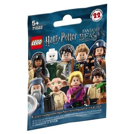 Конструктор Minifigures Минифигурка LEGO Гарри Поттер и Фантастические твари 71022