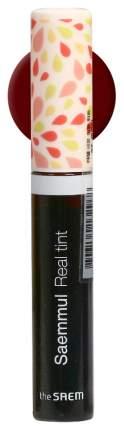 Тинт для губ The Saem Saemmul Real Tint 04 Burgundy 9,6 мл