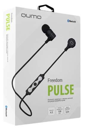 Беспроводные наушники Qumo Freedom Pulse Black
