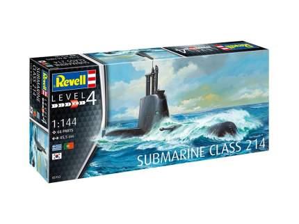 Сборная модель подводная лодка типа 214 Revell 05153R