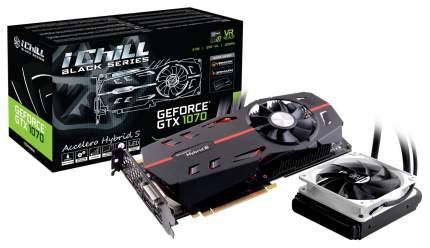 Видеокарта Inno3D iChill GeForce GTX 1070 (C107B-1SDN-P5DNX)