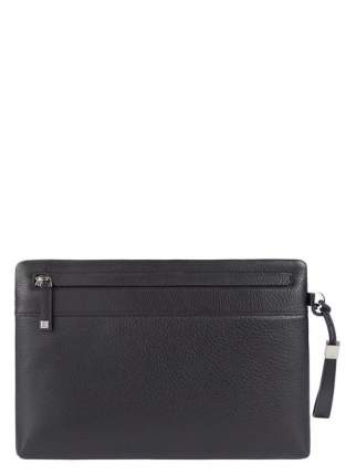 Клатч мужской кожаный Eleganzza Z5343-5070 черный