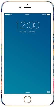 Чехол Apple iDea Mysterious Jungle для iPhone 8/7/6/6s Plus разноцветный IDFCS18-I7P-72