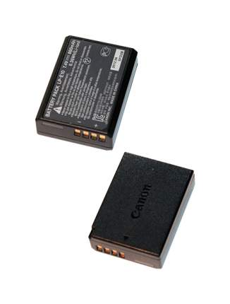 Аккумулятор для цифрового фотоаппарата Canon LP-E10 5108B002