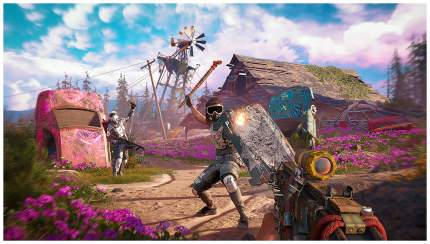 Игра Far Cry New Dawn для Xbox One