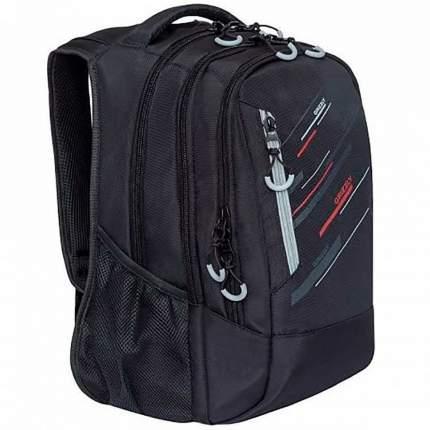 Рюкзак Grizzly RU-934-1 серый 17 л