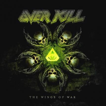 Виниловая пластинка Overkill The Wings Of War (Coloured Vinyl)(2LP)